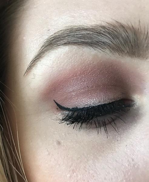 Dusty Rose Make-Up #8