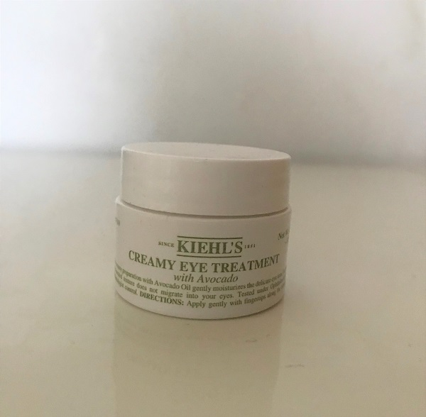 Creamy Eye Treatment with Avocado de Kiehl's : mon contour de l'œil coup de cœur