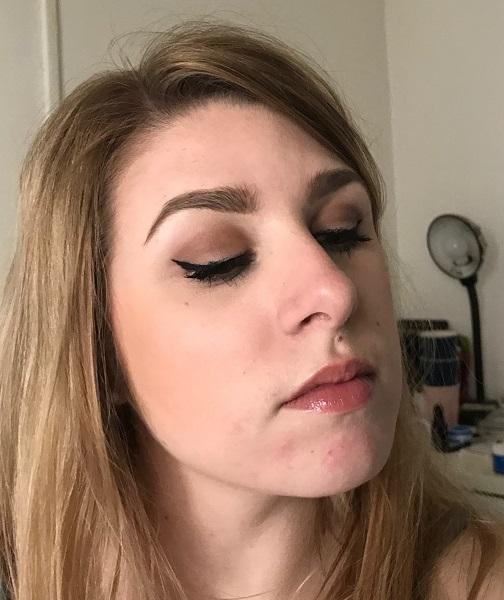 Make-up mat Urban Decay Naked Basics #3