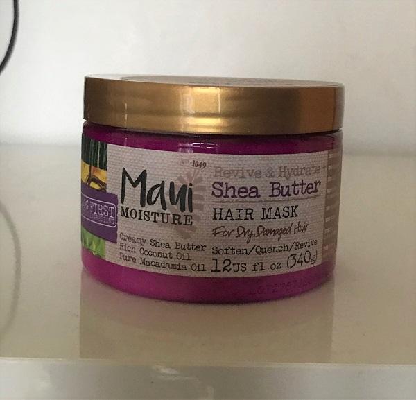 Maui Moisture - Shea Butter Hair Mask #2