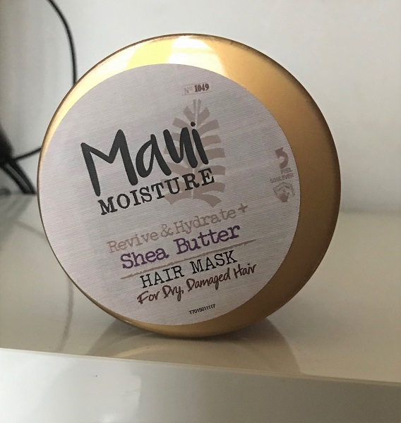 Maui Moisture - Shea Butter Hair Mask #3.jpeg