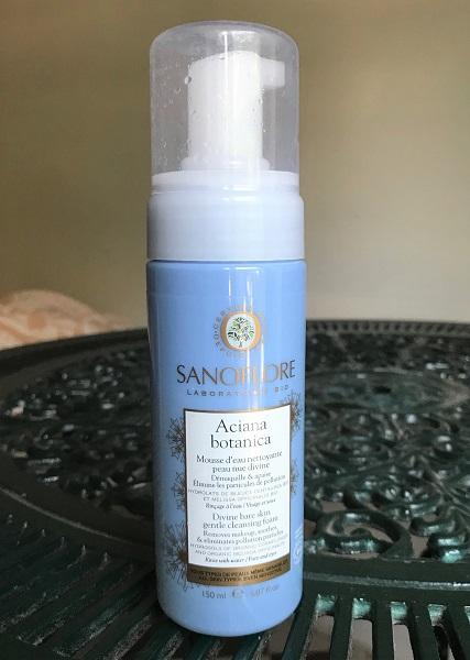 Sanoflore-aciana-botanica-mousse-eau-nettoyante #2