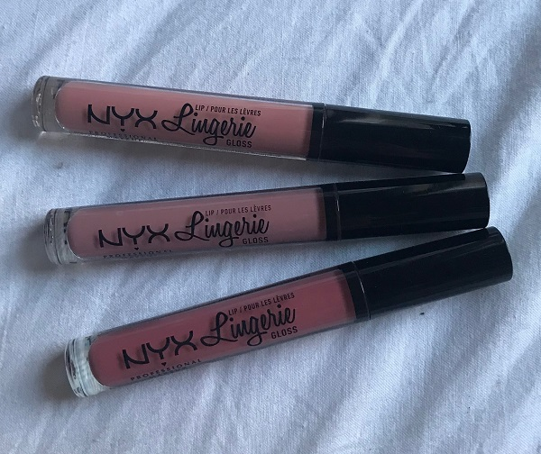 Nyx - Lip Lingerie Gloss #1