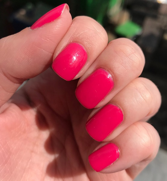 OPI - Strawberry Margarita #3