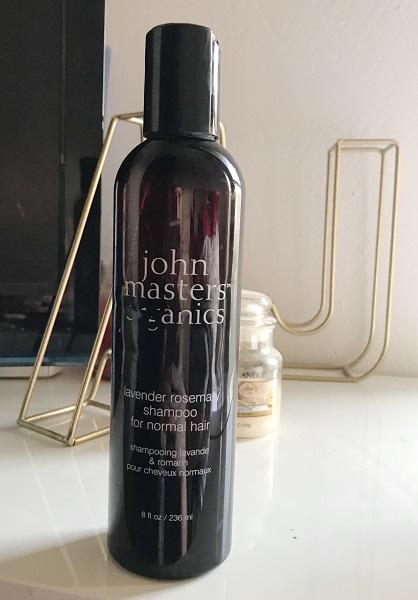 empties juillet 2018 john masters organics shampooing lavande romarin.jpeg