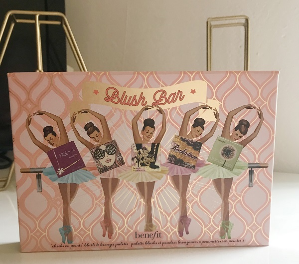 Blush Bar – Benefit : la palette must-have