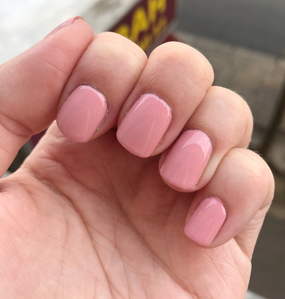 Essie - Young, Wild & Me #3