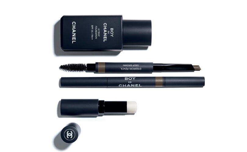 BEAUTY NEWS – Chanel lance « Boy », sa ligne de make-up destinée aux hommes