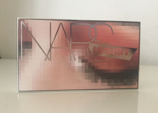 Narsissist Wanted Eyeshadow Palette – Nars : le coup de foudre absolu