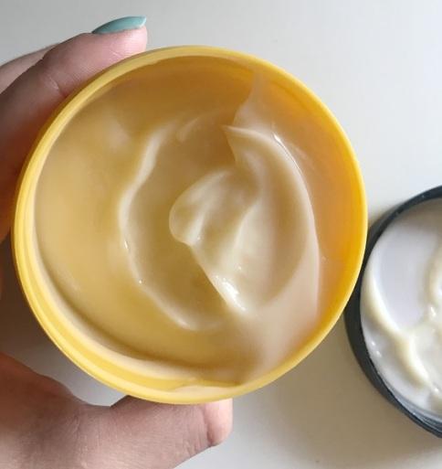 the body shop - body yogurt banane #2