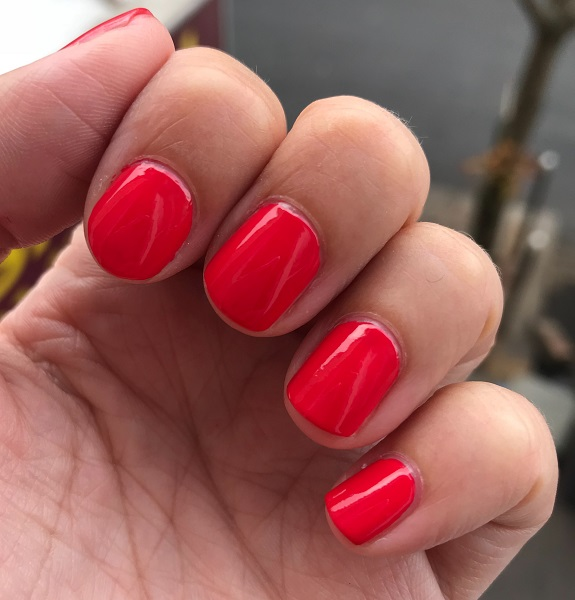 OPI - Cajun Shrimp #3
