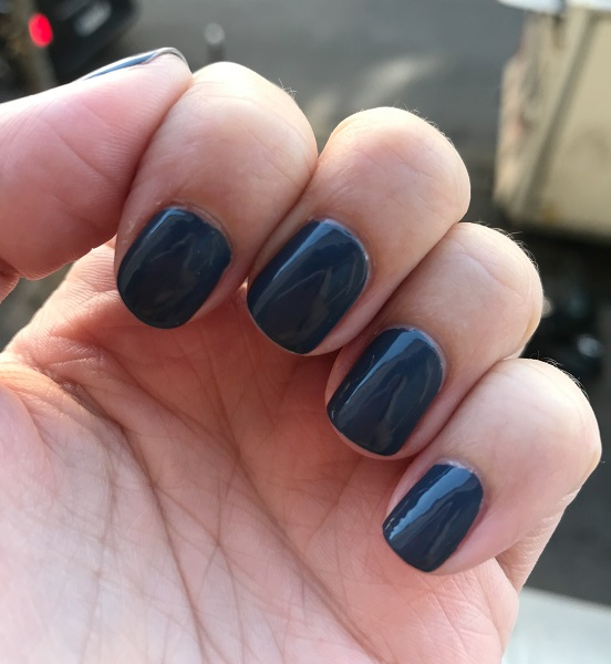 Essie - Anchor Down #3
