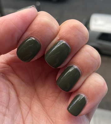 OPI - Suzi - the first lady of nails #3