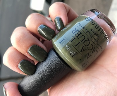 OPI - Suzi - the first lady of nails #4