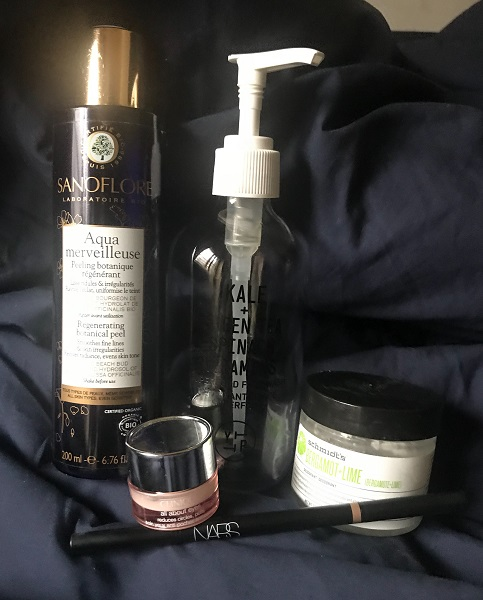 empties #13 - jadebeautytips - sanoflore - monoprix - clinique - youthtothepeople - nars