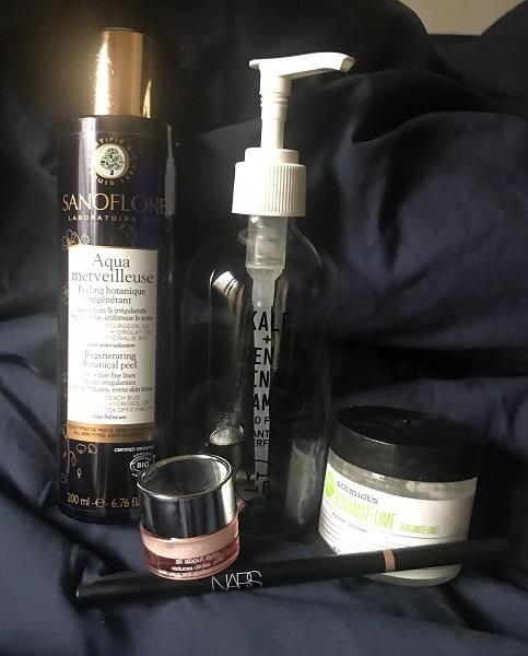 empties #13 - jadebeautytips - sanoflore - monoprix - clinique - youthtothepeople - nars.jpeg
