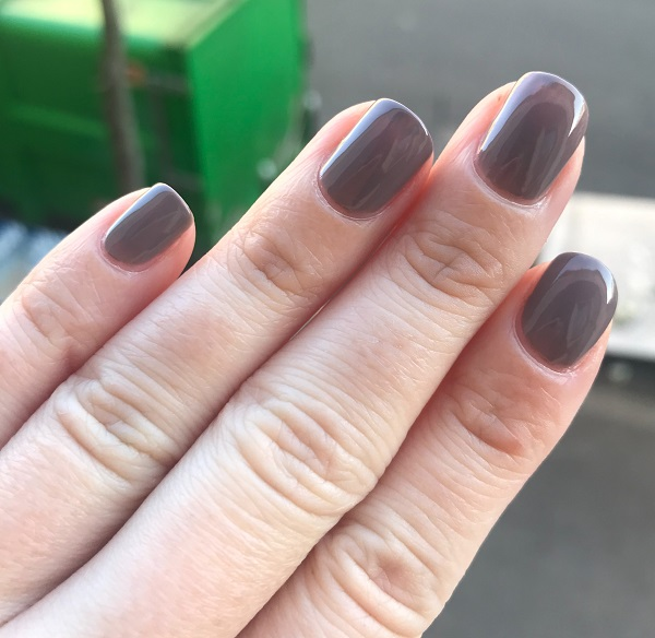 Essie - Chinchilly #2