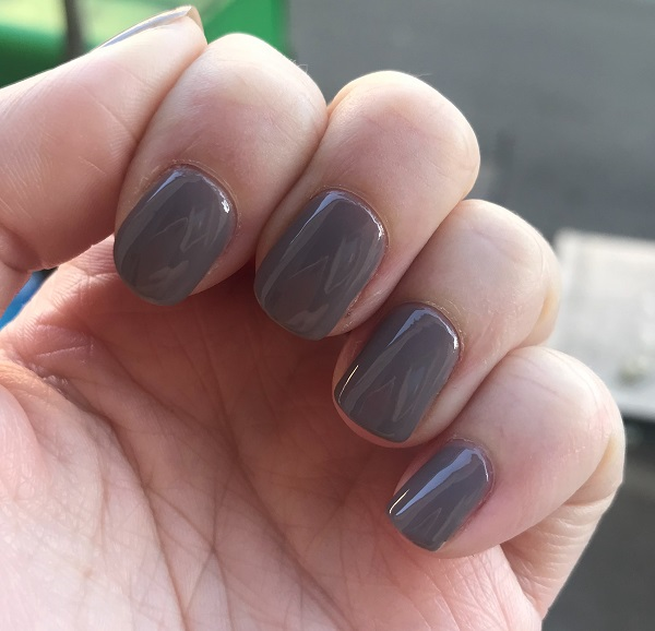 Essie - Chinchilly #3