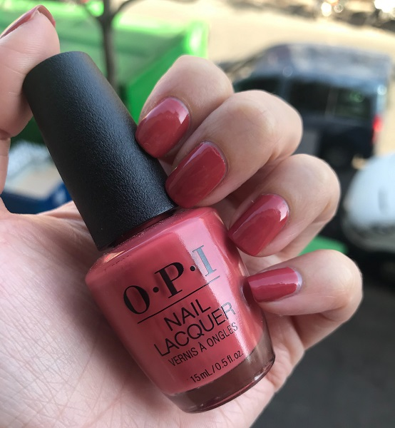 OPI - I Love You Just Be-Cusco #1