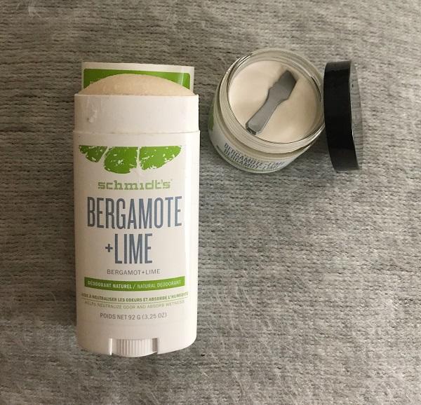 Schmidt's - deodorant bergamot + lime #2
