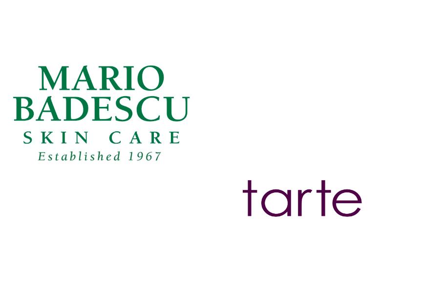 Mario Badesco + tarte sephora france 2019
