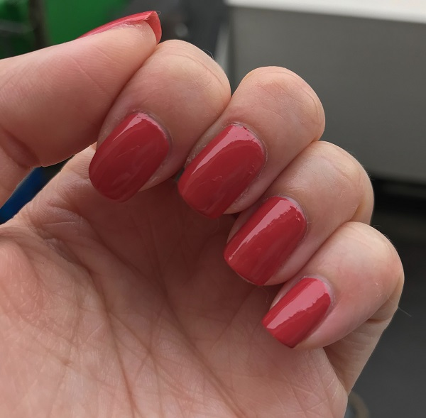OPI - My Solar Clock is Ticking #3