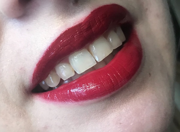 sephora - cream lip shine carmine elixir