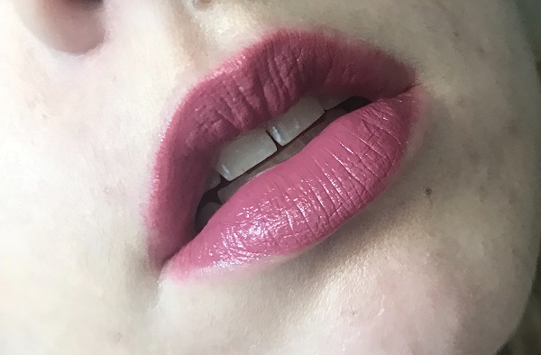 sephora - cream lip shine mauve spirit