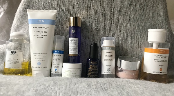 skincare routine matin soir jadebeautytips