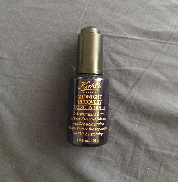 #empties #16 jadebeautytips - kiehls - midnight recovery concentrate