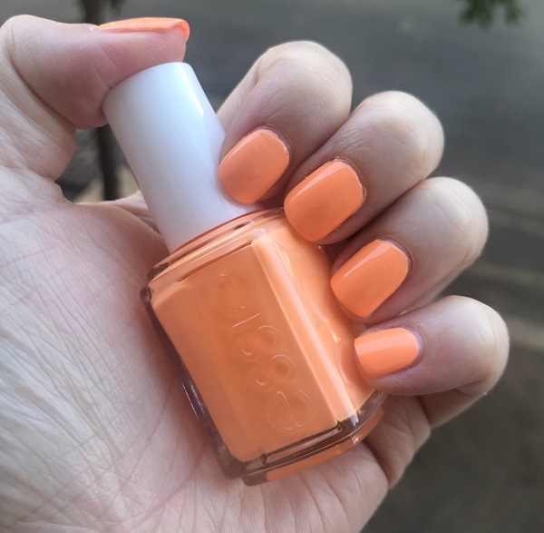 #MardiMani #106 : Soles On Fire – Essie