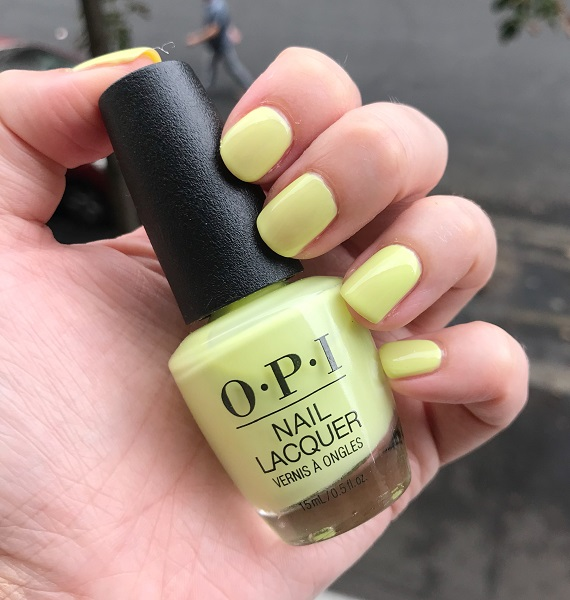 OPI - Pump Up The Volume #1