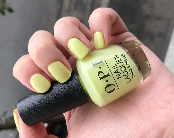 OPI - Pump Up The Volume #4